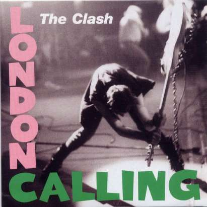 © The Clash London calling